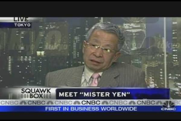 Mr. Yen on Crisis Response: 'Behind the Curve'