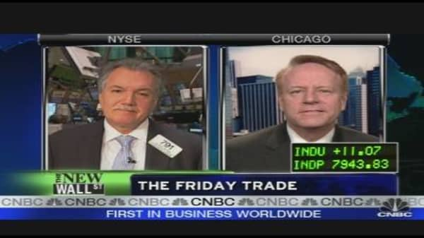 Friday Trade: How to Boost Your Portfolio