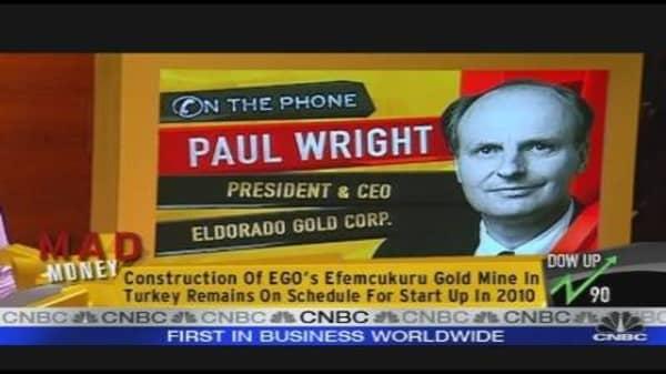 EGO CEO Talks Biz