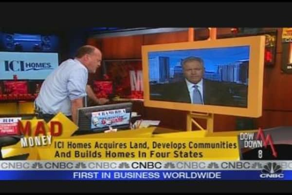 ICI Homes CEO on Housing Market