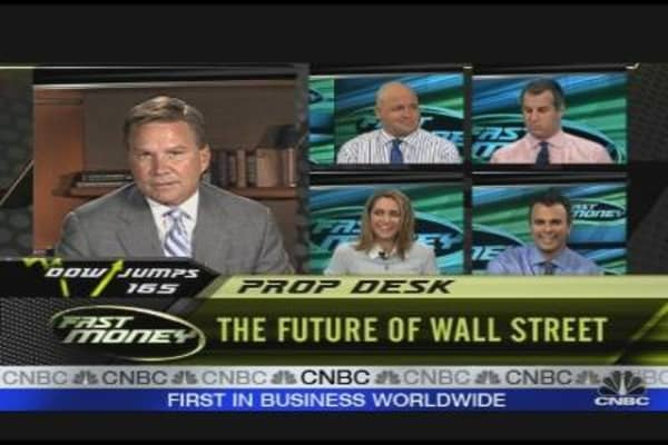 The Future of Wall Street