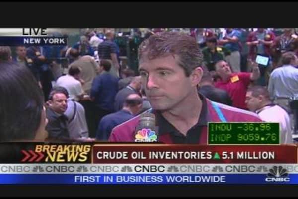 Energy Inventory Data Analysis
