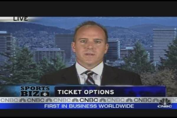 Options Market Comes to Sports