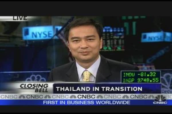 Thailand in Transition
