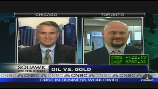 Commodity Showdown: Gold vs. Oil