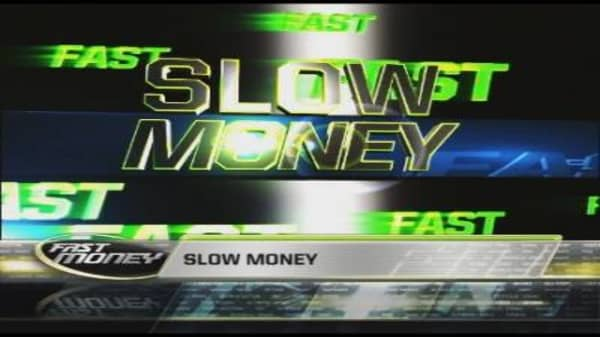 Slow Money