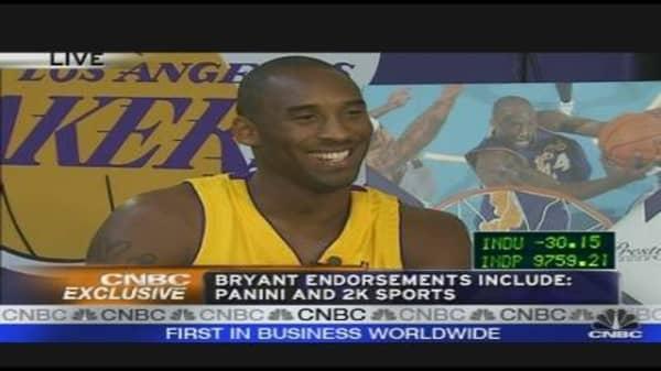 Kobe's New Deal