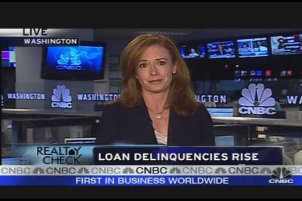 Loan Delinquencies Rise