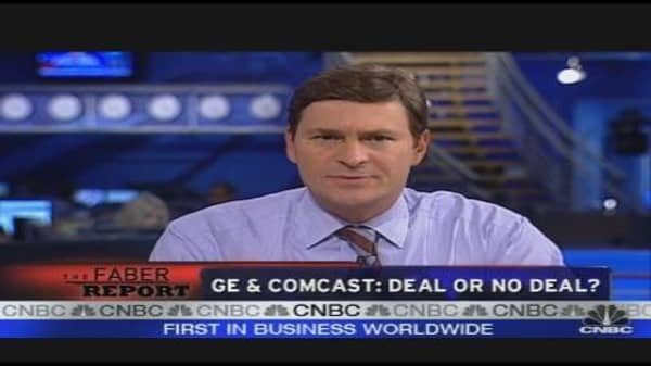 GE & CMCSA: Deal or No Deal?