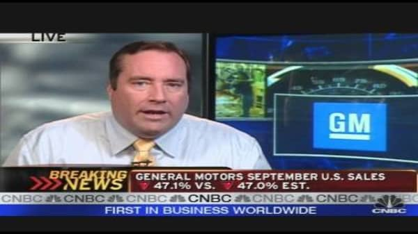 Breaking News: GM