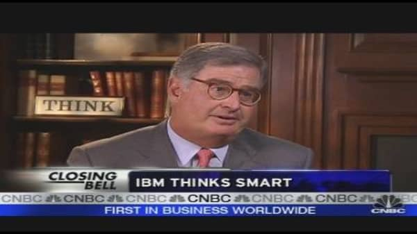 IBM Thinks Smart