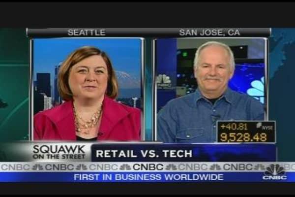 Retail vs. Tech