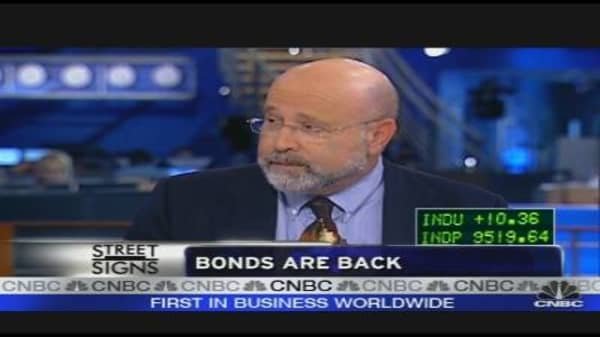 Bonds are Back!