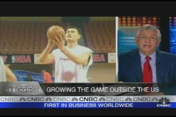 Basketball Bouncing Back from Recession?