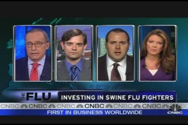 Swine Flu Fighters