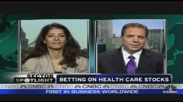 Betting on Health Care