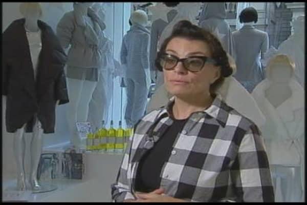 Norma Kamali & Wal-Mart