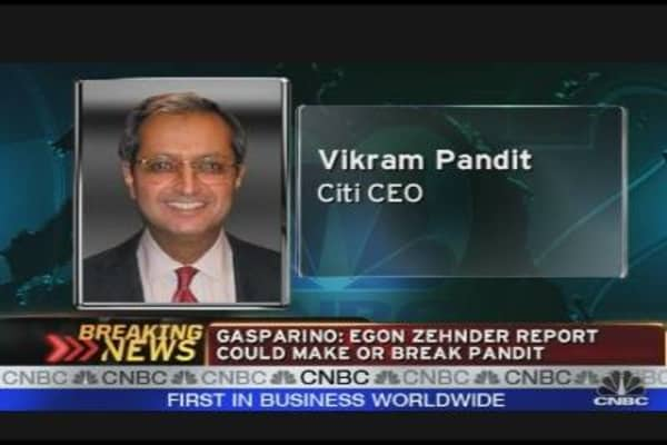 Pandit's Report Card