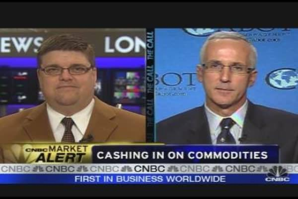 Cashing in on Commodities