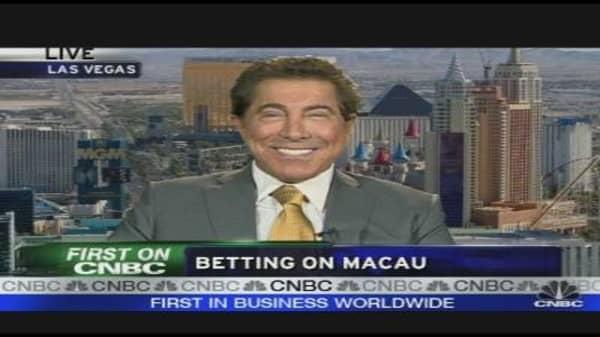 Betting on Macau