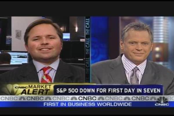 Earnings & the Market