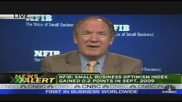 NFIB Small Business Report