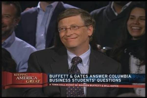 Gates on Apple