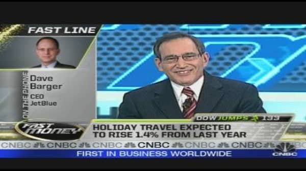 Holiday Travel Outlook