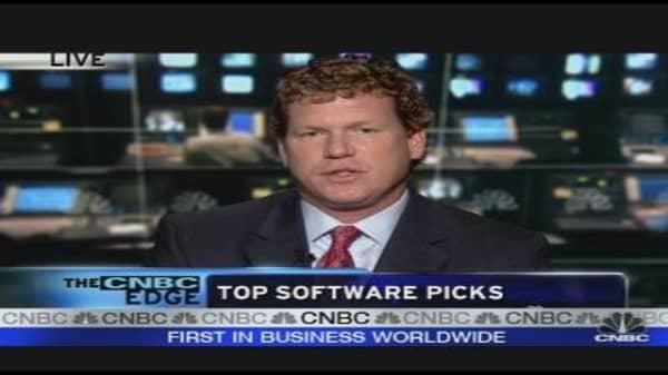 Top Software Stock Picks