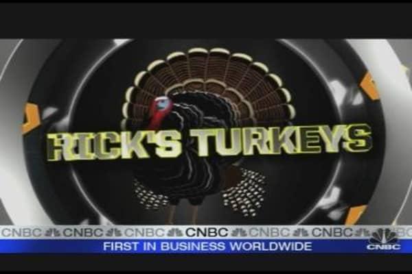 Rick's Turkey