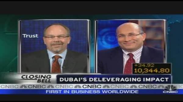 Dubai's Deleveraging Impact