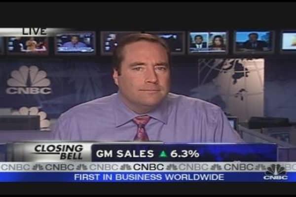 Inside GM's November Sales