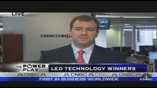 3 LED Tech Winners