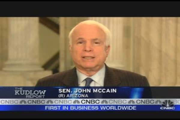 McCain's Afghan Surge Concern?