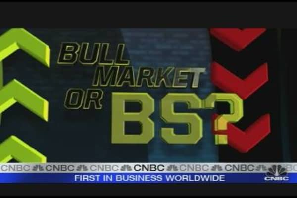 Bull Market or BS