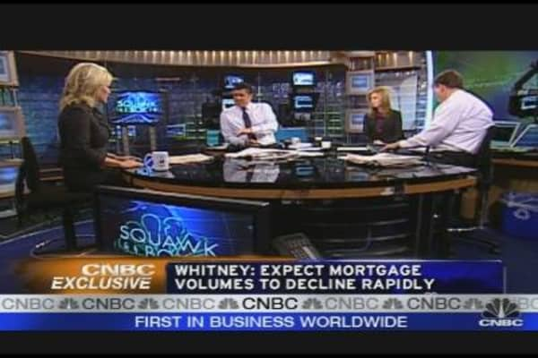 Whitney on Financials