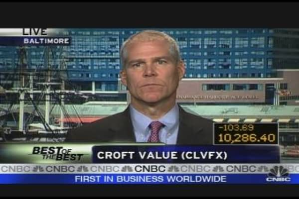 Best Funds of '09: Croft Value Fund