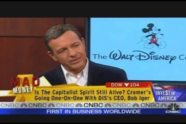 Invest in America: Disney