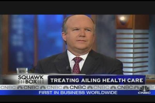 Tenet Healthcare CEO on Health Care Reform