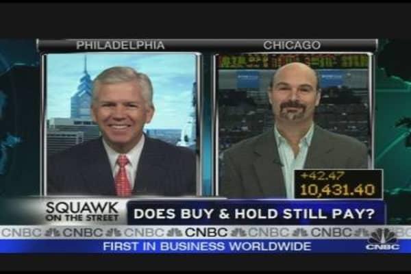 Buy & Hold Debate