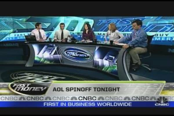 AOL Spin-Off