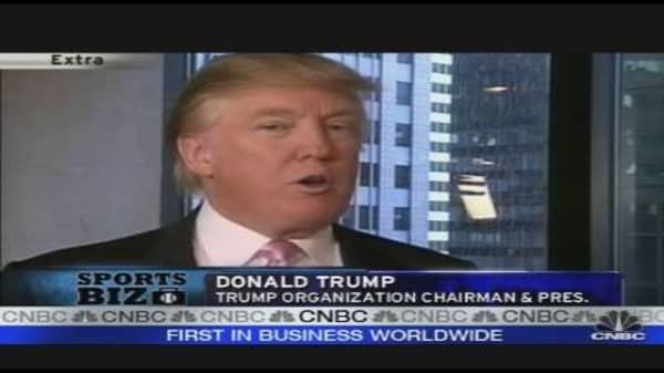 Trump's Take on Tiger