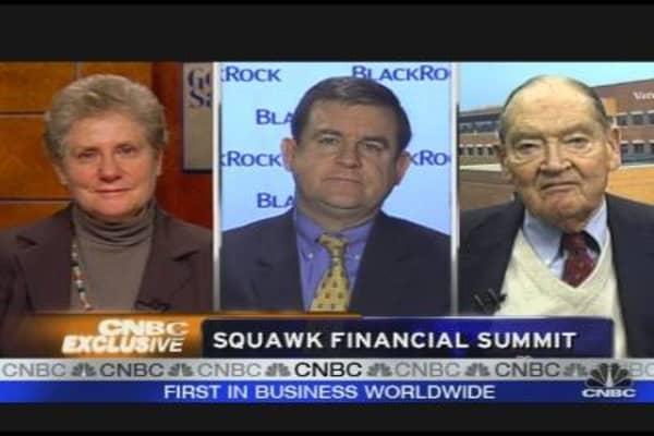 Squawk Box Financial Summit: The Markets