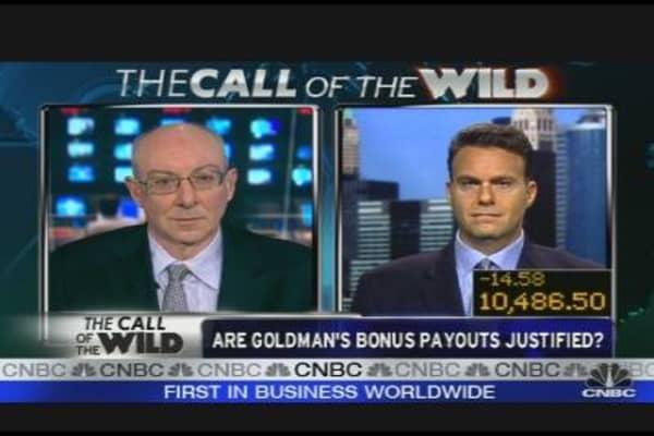 Are Goldman Sachs' Bonus Payouts Justified?
