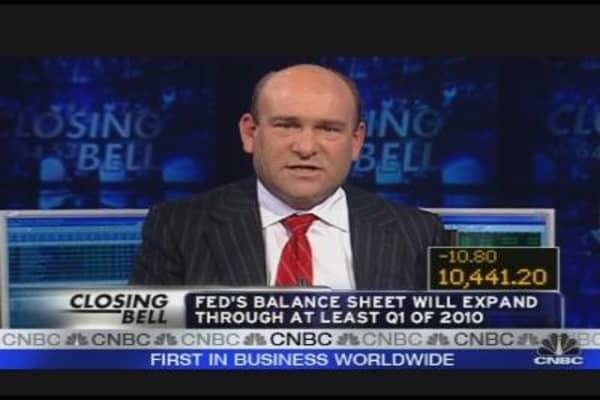 Fed Talks Tight, Walks Easy