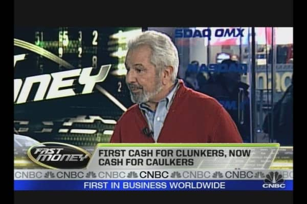 Trading 2010: Cash for Caulkers