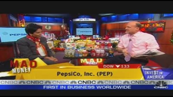 PepsiCo's Recipe for Success