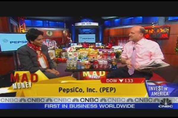 PepsiCo's Recipe for Success