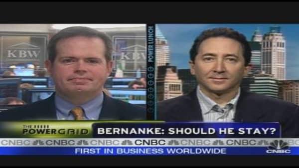 Bernanke: Should He Stay?