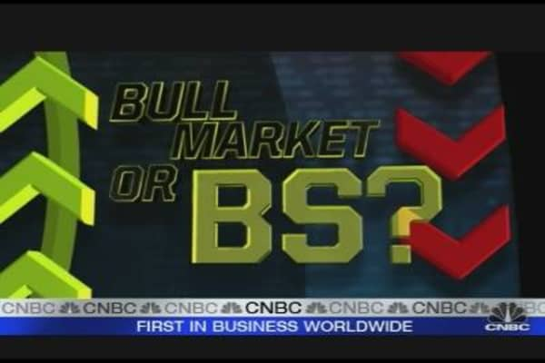 Bull Market or BS?